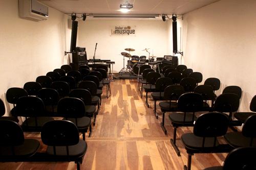 Auditório-atelier
