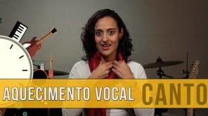 Aquecimento Vocal – Aula de Canto