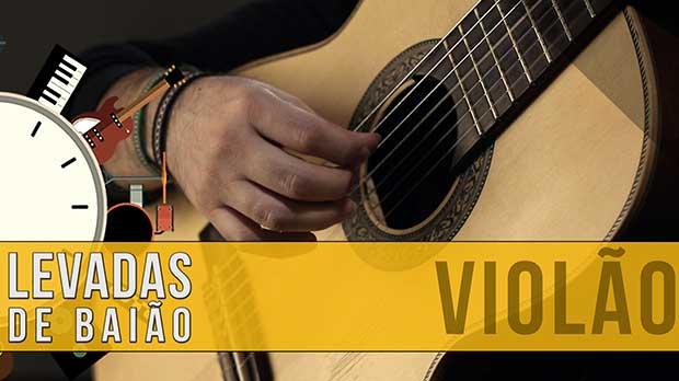 Levadas para Baião – Aula de Violão e Guitarra