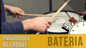 Como Fazer Paradiddle no Groove – Aula de Bateria