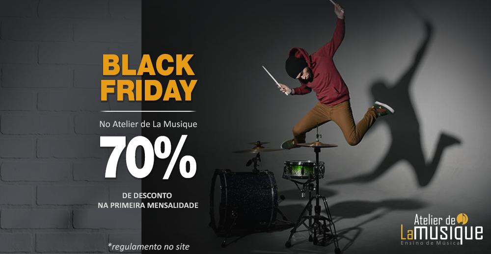 BLACK-FRIDAY--Atelier de La Musique Escola de Música