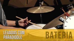 Paradiddle-diddle | Levadas | Aula de Bateria