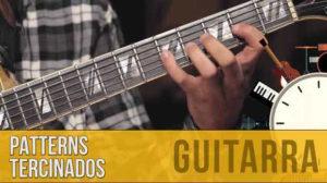 Tercinas na Guitarra e Violão