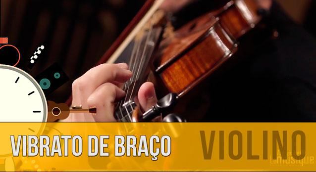 Como Fazer Vibrato no Violino