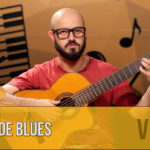 Levada de Blues no violão