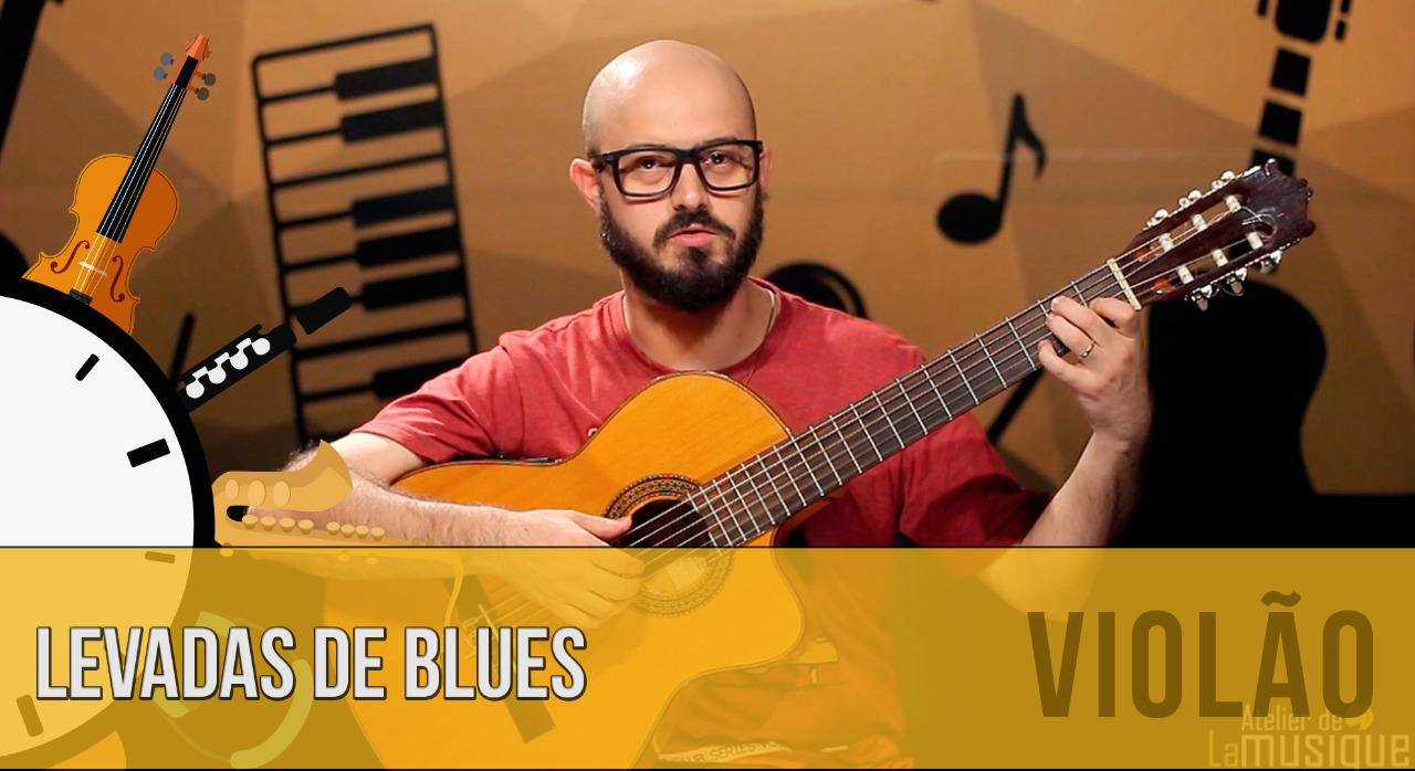 Levada de Blues no violão