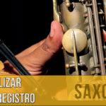 Chave Registro de Oitava (saxofone)