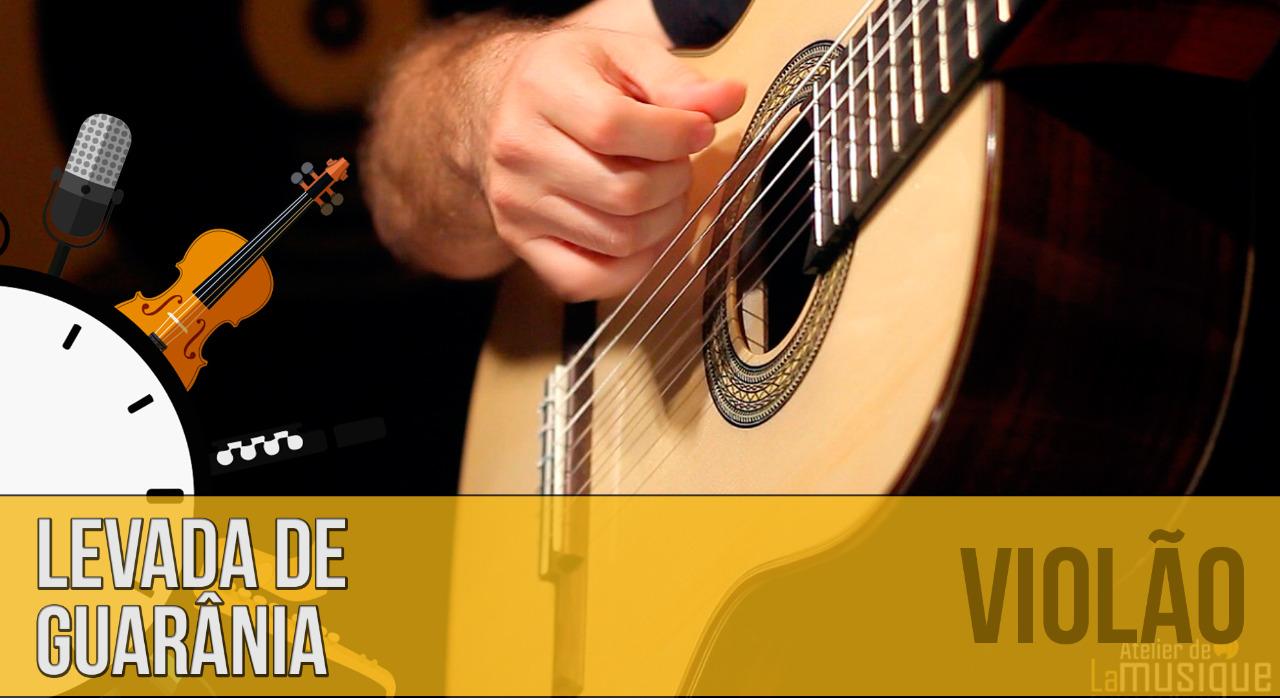 Levadas de guarânia (violão)