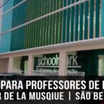 Vagas para professores de música | Atelier de La Musique Unidade São Bernardo