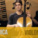 Dinâmica no violoncelo