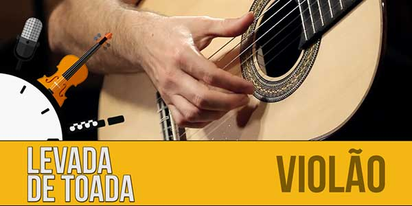 Levadas de Toada (violão)