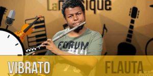 Vibrato na flauta