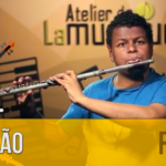 Como afinar a flauta transversal?