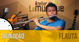 Como afinar flauta transversal