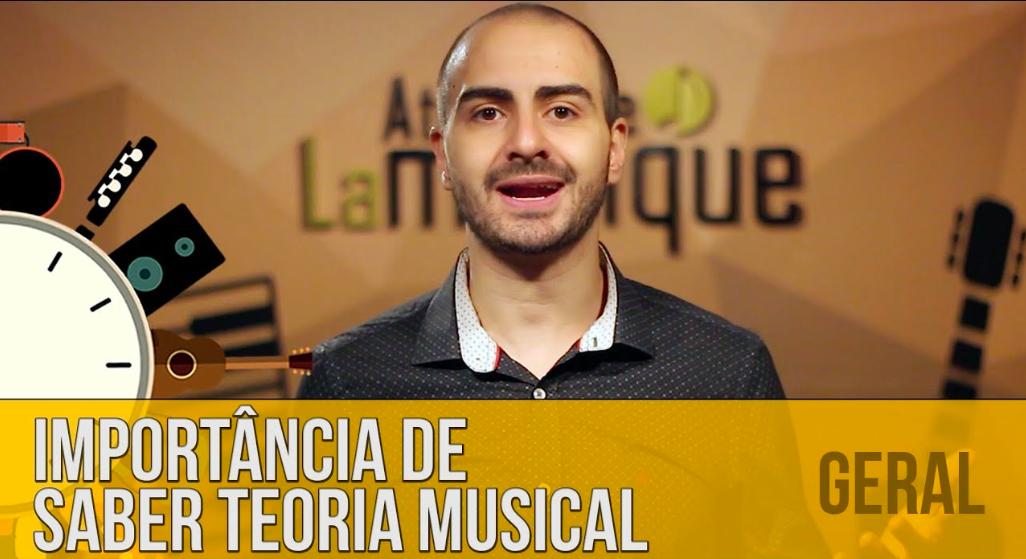 Teoria Musical: é importante saber?